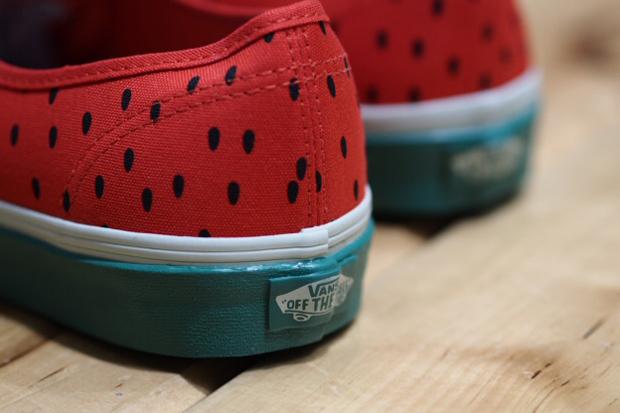 Vans Authentic Watermelon